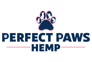 Perfect Paws Hemp Logo CBD Product Line for Pets