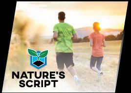 Nature's Script CBD products